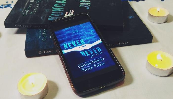 RESENHA - Never Never (Parte 3)