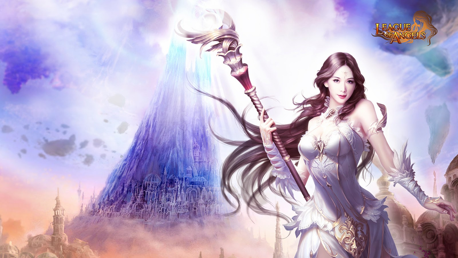 League of Angels: Which angel do you like most in League ...  League of Angel...