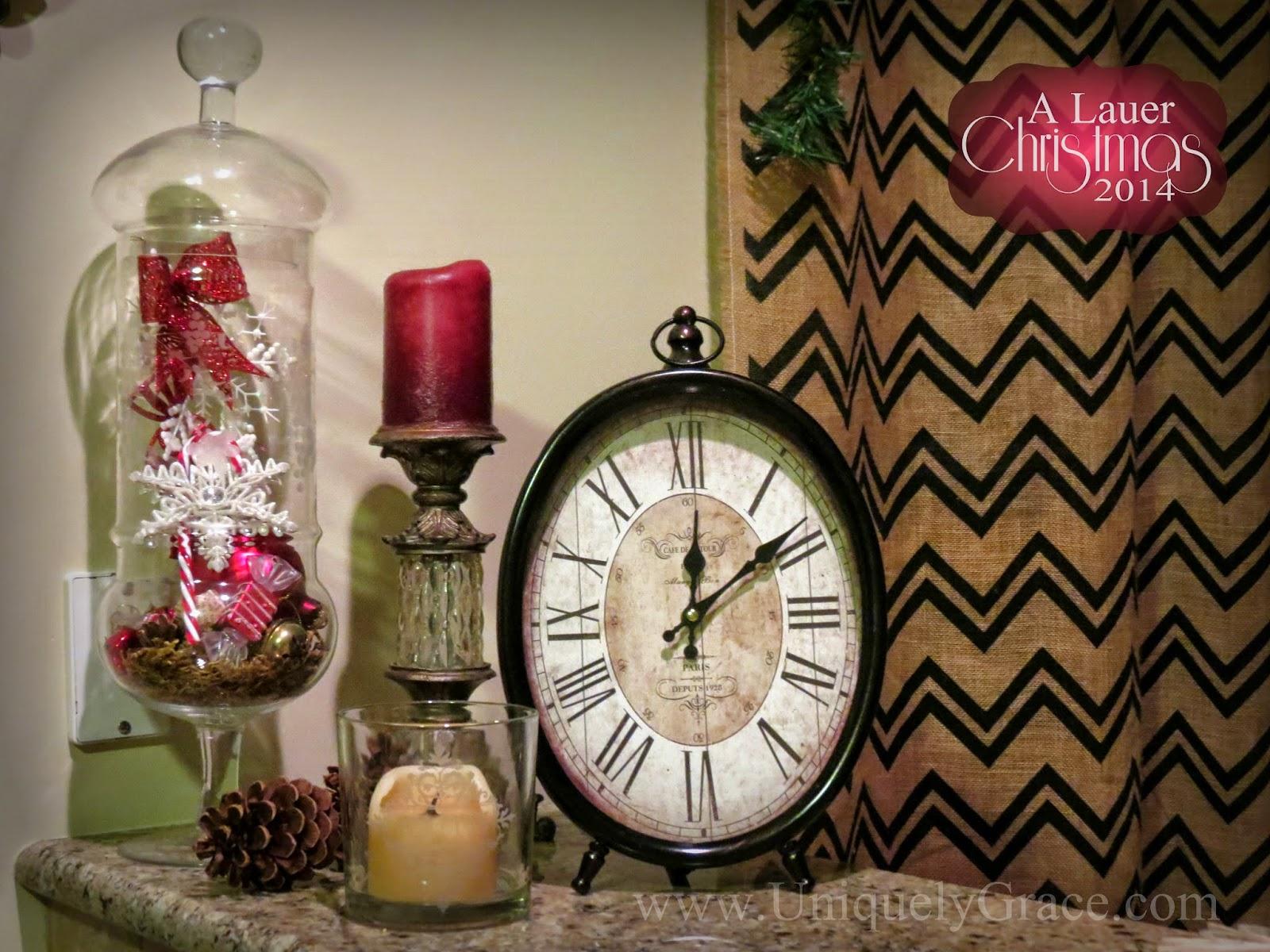 Uniquely Grace: A Lauer Christmas Home Tour