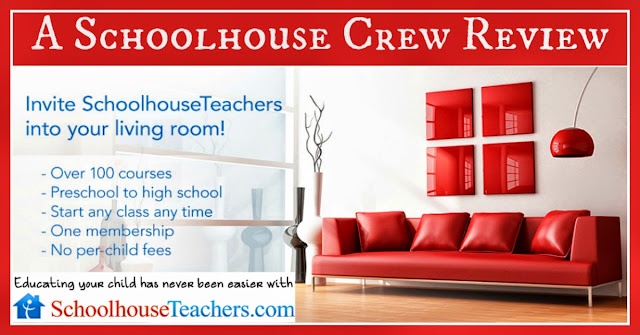Schoolhouse teachers, curriculum, homeschool