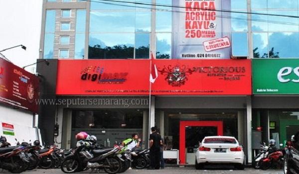 DIGIMAX : CUSTOMER SERVICE, OPERATOR MESIN DAN ADMINISTRASI - JAWA, INDONESIA