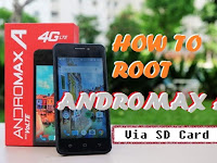 Cara Root Andromax A (A16C3H) dan Pasang TWRP 100% Berhasil Tanpa PC