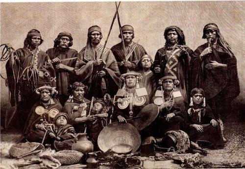 Tribo Mapuche-1
