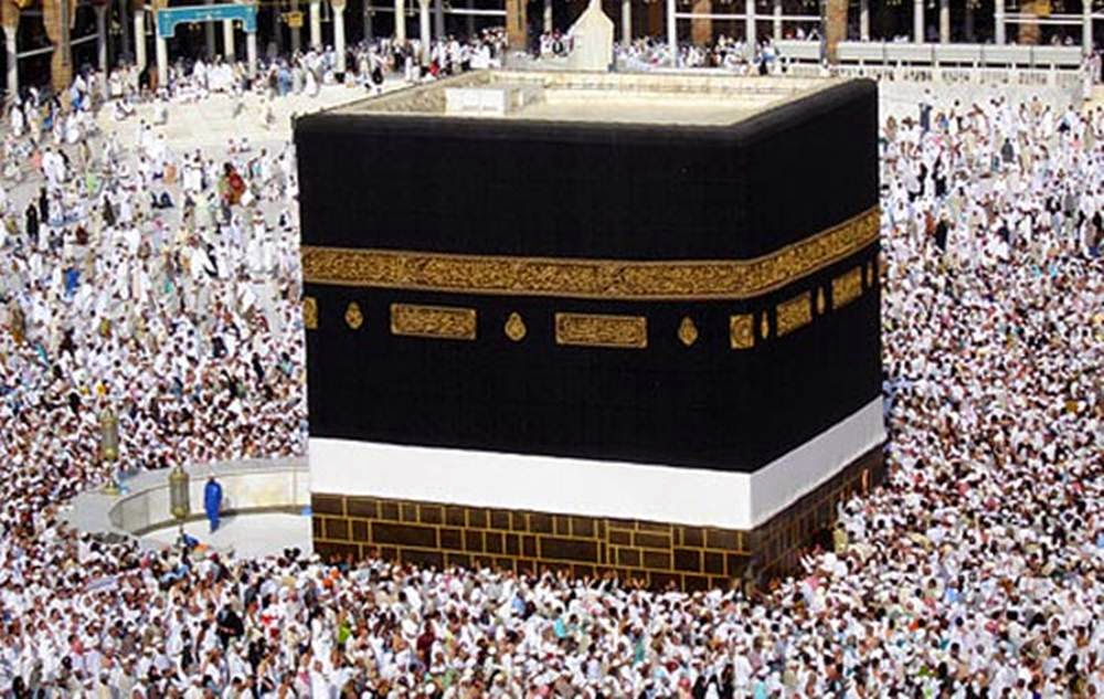 The kaaba the holiest site in islam part 1 travel for Box significato