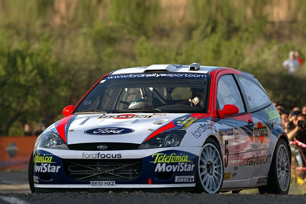 Ford Focus WRC M-Power Cosworth
