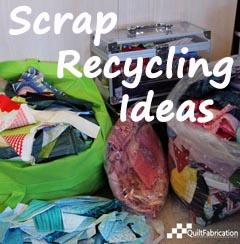 Scrap Recycling Ideas