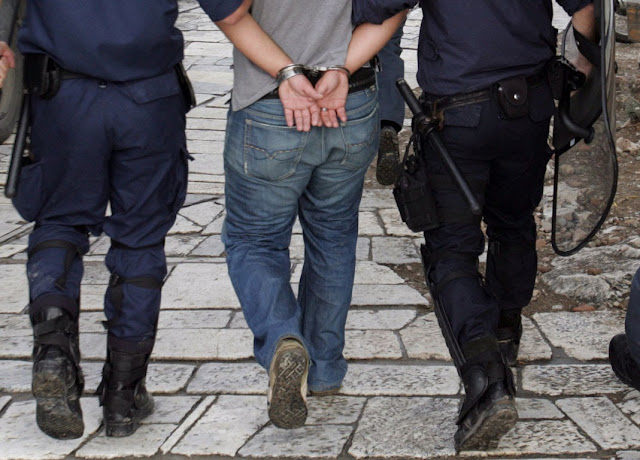 Στη φάκα αλλοδαπός που είχε κατηγορηθεί για ληστεία