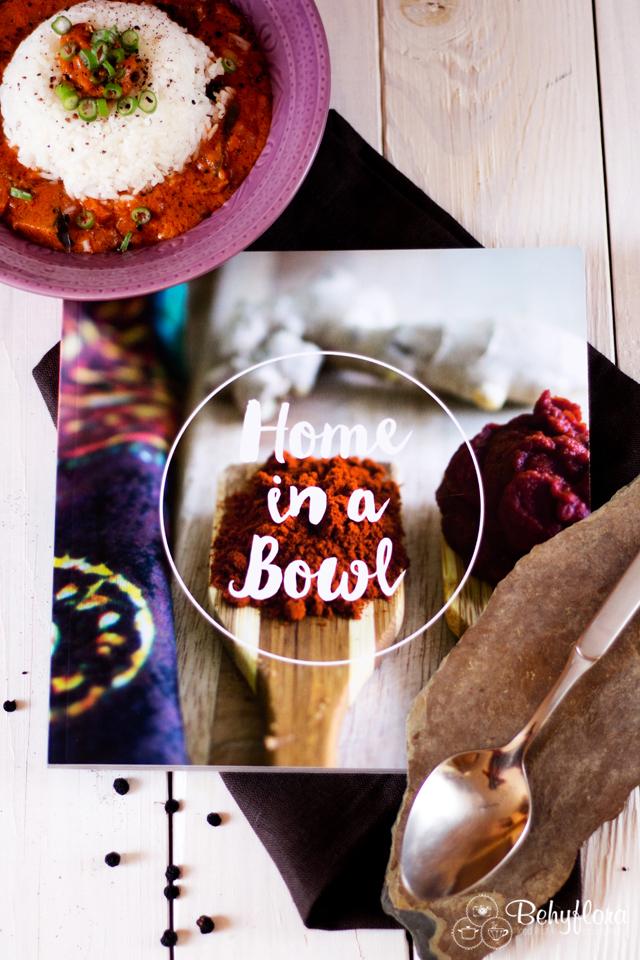 Home in a Bowl - Ein Kochbuch mit Initiative