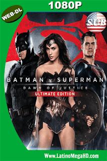 Batman v. Superman: El origen de la justicia (Ultimate Edition) (2016) Subtitulado WEB-DL 1080P - 2016