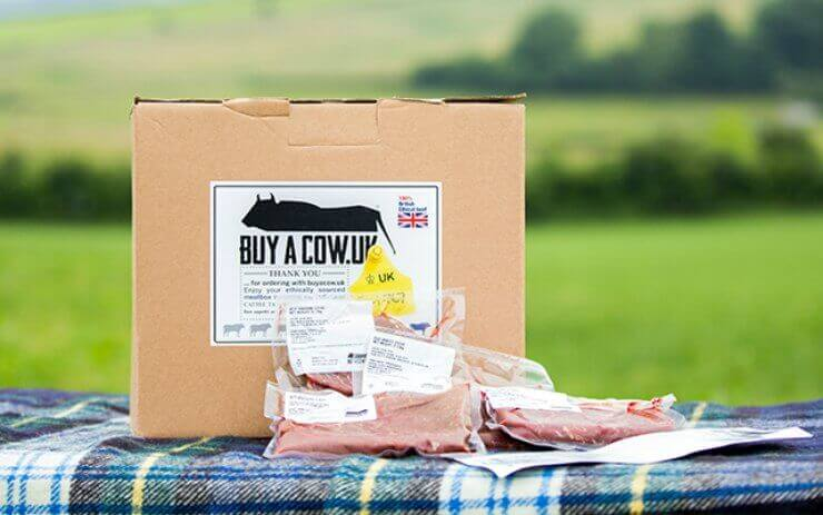 Buy A Cow Meat Box