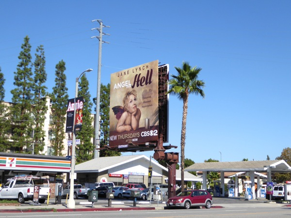Angel from Hell season 1 billboard