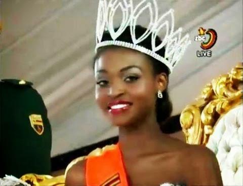 #CherryJuice: Miss World Zimbabwe Nude Photos Surface