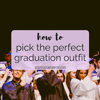 If you still don't have the perfect graduation dress picked out yet, here's some things to keep in mind plus inspiration with graduation dresses under $200. I also share what to think about when picking the perfect graduation shoes and other accessories. what to wear to law school graduation. dresses for graduation. graduation dresses for every budget. graduation dress roundup. graduation shoe inspiration. graduation outfit inspiration. what to wear to graduation. law school blog. law student blogger | brazenandbrunette.com