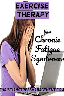 Exercise Therapy for Chronic Fatigue Syndrome Treatment
