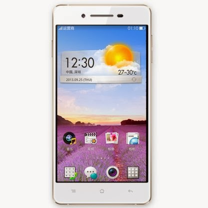 Oppo, Oppo R1, android, ponsel, smartphone, handphone terbaru, Hp Cina