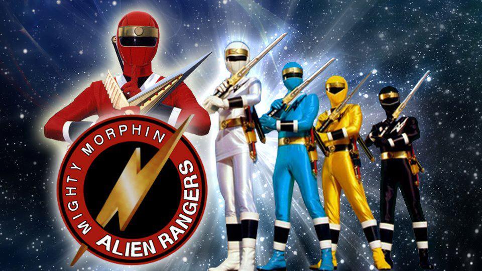 Download video mighty morphin power rangers zeo