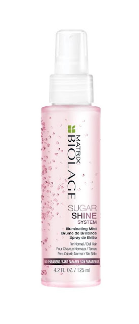 Matrix biolage sugarshine illuminating mist | Almost Posh