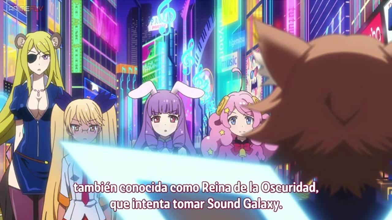 Show by Rock Segunda Temporada cap 1 sub español