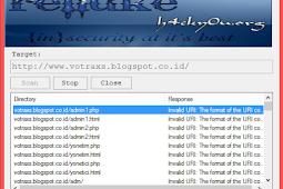 Download Admin Finder + Tutorial