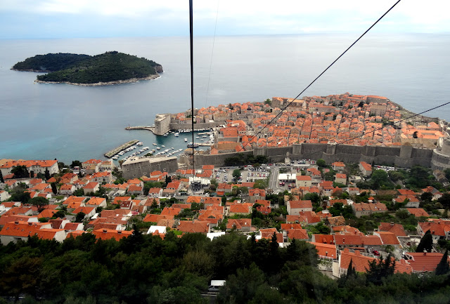 Dubrovnik Cable Car Ride