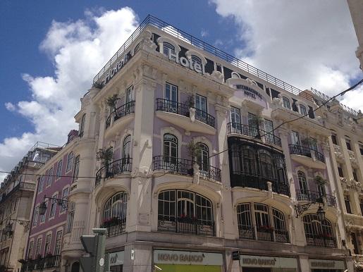 Hotel Internacional - Rossio - Lisboa