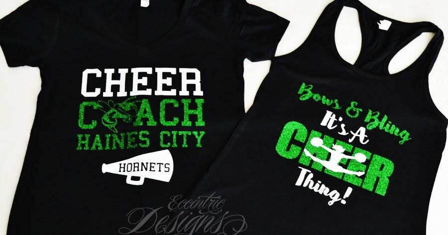 Eccentric Designs By Latisha Horton Custom Cheerleader