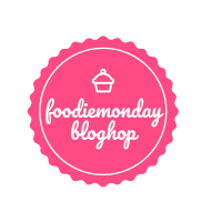 Foodie Monday Blog Hop