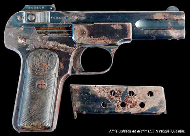 Pistola de Jarabo