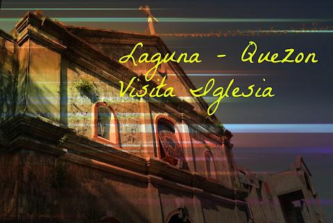 Laguna - Quezon Visita Iglesia