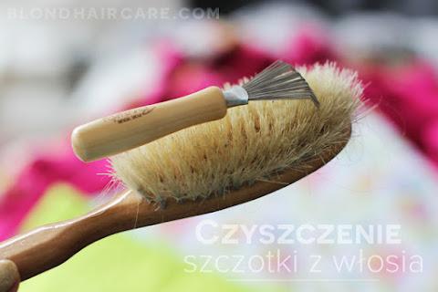 Przyrząd do oczyszczania szczotek z Rossmanna (For Your Beauty) - czytaj dalej »