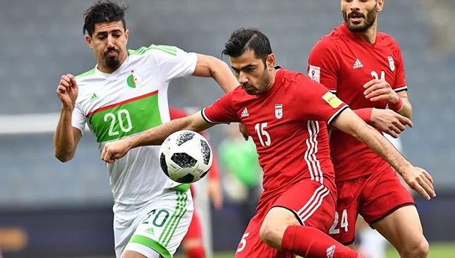 مشاهدة مقابلة الجزائر -السعودية منقولة عن المباشر