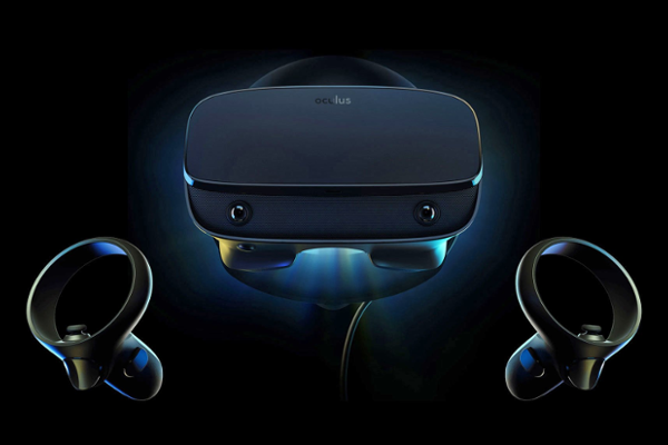 Oculus launches PC-based virtual reality (VR) headset Rift S with Higher-res display, Built-in tracking