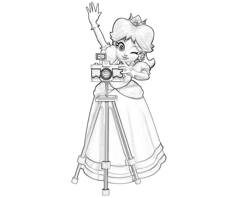 Princess Daisy Photo Tubing