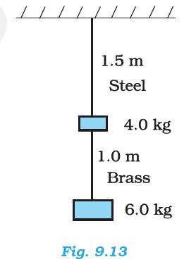 NCERT Solutions for Class 11th: Ch 9 Mechanical properties