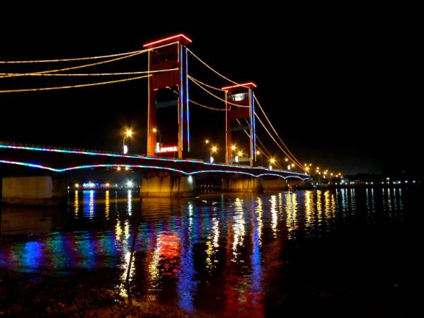 Wisata di Kota Palembang