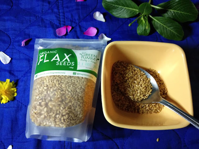 flax seeds, beautymnl haul