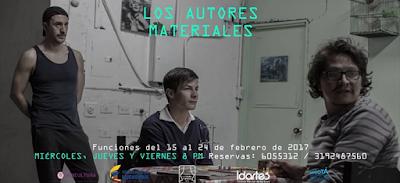 LOS AUTORES MATERIALES