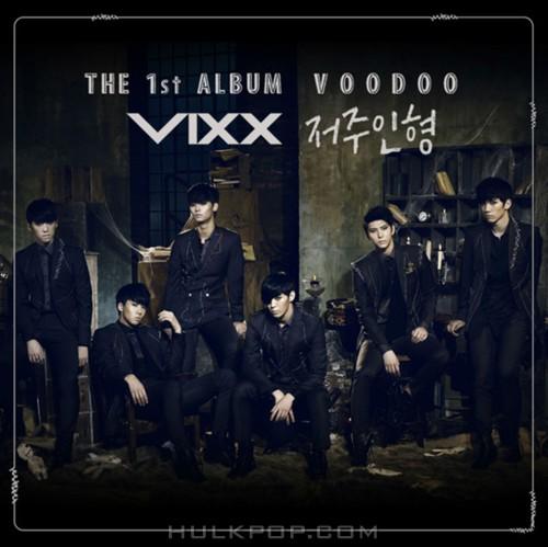 VIXX – VOODOO (FLAC + ITUNES PLUS AAC M4A)