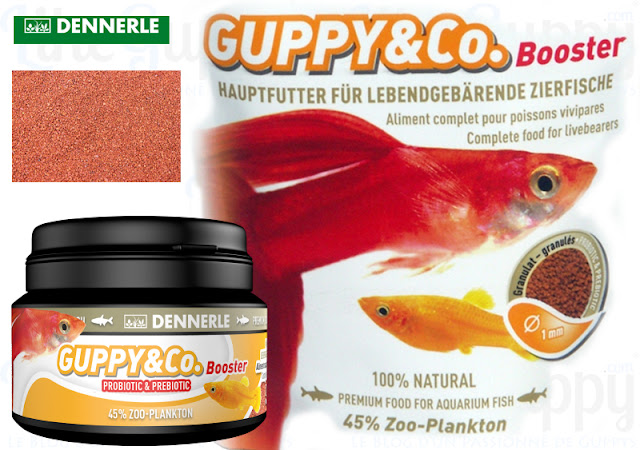 Dennerle • Guppy & Co Booster