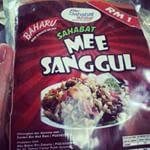 Resepi Mee Sanggul Goreng