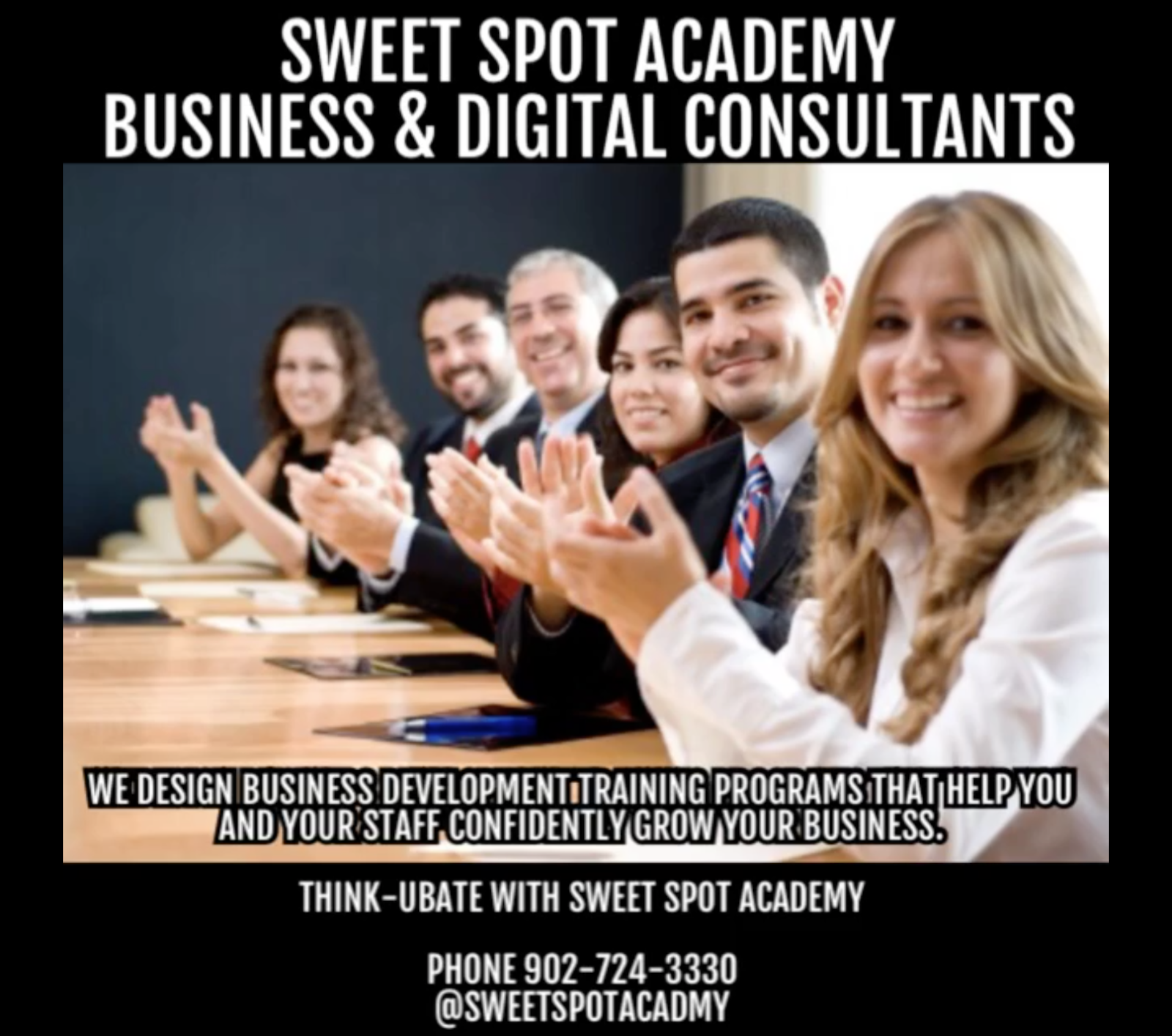 THINK-UBATE WITH SWEET SPOT ACADEMY