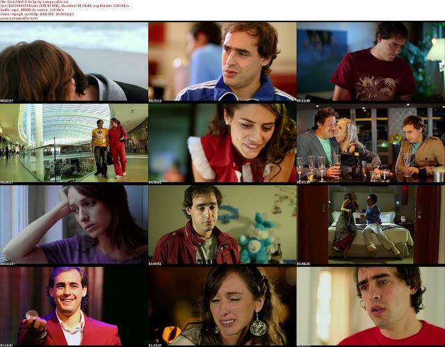 Que Pena Tu Boda 2011 DVDRip Español Latino Capturas Originales