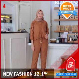SUP1026G29 Gaudy Set Atasan Plus Celana Murah BMGShop