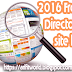 123 High PR Dofollow Directory Submission Sites List 2016