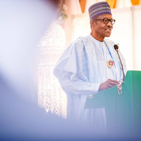 President Buhari again thanks the Nigerians for their support during medical holidays