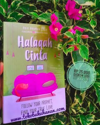 buku halaqah cinta karya Arif Rahman Lubis Teladan Rasul
