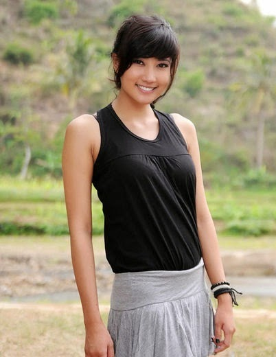 Adelia Rasya Foto Gambar Profil Biodata