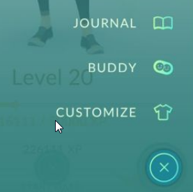 Cara Mengaktifkan Buddy Pokemon Di Game Pokemon Go
