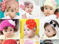 Tips Memilih Aksesori Kepala Pada Bayi