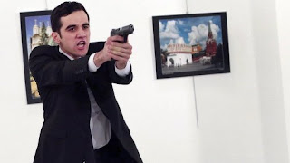 Duta Besar Rusia untuk Turki Tewas Ditembak Duta Besar Rusia untuk Turki Tewas Ditembak (Video)
